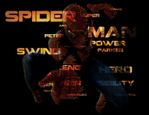 Spidermantypographyjohn cv
