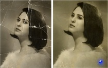 Photo restoration 4 cv