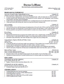 Current resume may 2013 cv