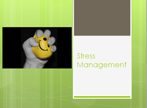 Stress pic cv