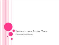 Literacy cv