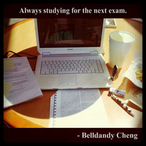 Period 6 belldandy cheng cv