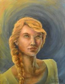 Self portrait mckenzie clarke2 cv