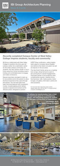 West valley college campus center mailer 080312 cv