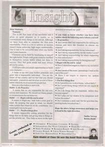 Newspaper asset cv