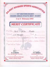 Railways meet cv
