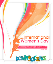 International women s day cv