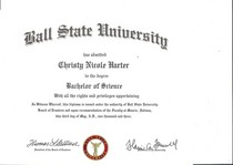 Bachelors degree 001 cv