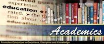 Academics cv