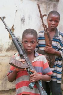 Child soldiers cv