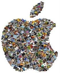 Collage apple cv