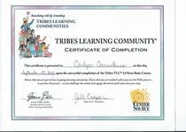 3. tribes learning community cv