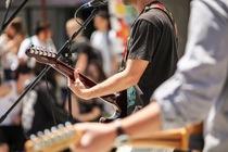 Air guitar cv