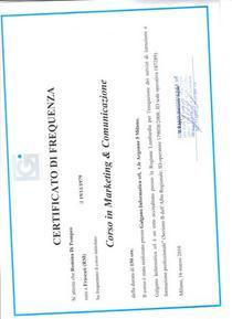 Corso mktg comunication iulm 001 cv
