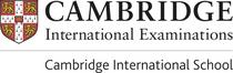 Cambridge school logo cv