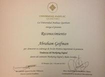 Diploma anahuac qro cv