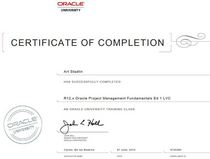 Oracleprojectsfundamentals2013 cv
