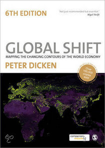 Global shift cover  peter dicken cv