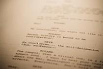 Screenplay script photo 224x149 cv