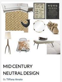 Mid century  cv