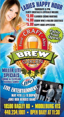 Brew garden cv