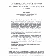 Locationlocationlocation cv