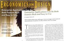 Designmagazine cv