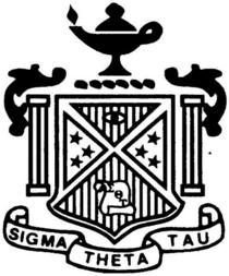 Sigma theta tau cv