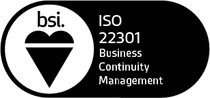 Bsi assurance mark iso 22301 rgb cv