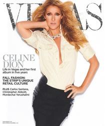 Celine vegas magazine cv