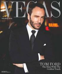 Tom ford vegas magazine cv