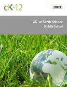 Ck 12 earth science for ms cv