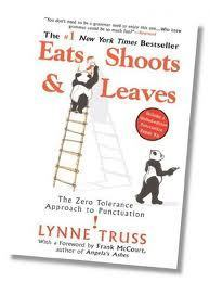 Eats shoots and leaves   lynne truss cv