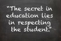 Secret respect cv