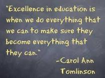 Excellence in education   tomlinson cv