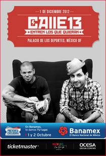 Calle13 cv