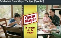 Comercial oscar mayer cv