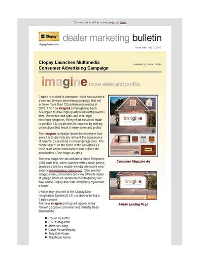 Pages from clopay marketing bulletin imagine campaign original thumb