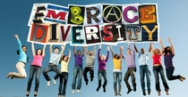 Embrace diversity people cv