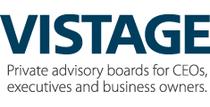 Vistage logo cv
