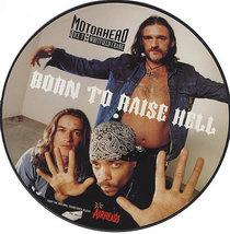 Motorhead   born to raise hell cv