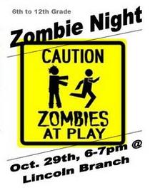 Zombie night cv