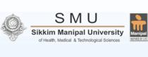 Sikkim manipal university cv