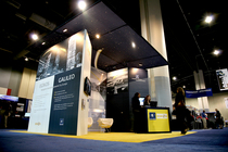 Galileo booth small cv