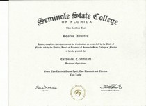 Sw technical cert cv