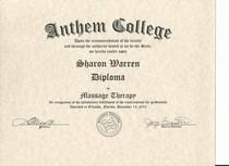Sw massage diploma cv