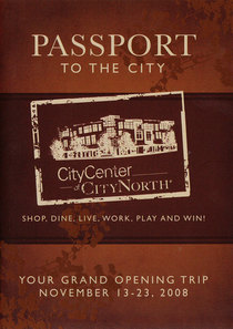 Citynorth grand opening cv