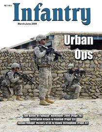 Infantry cover cv