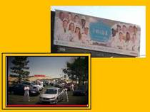 Honda  video and billboard cv