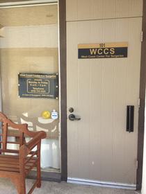 Sc door sign wccs cv